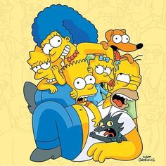 Simpsons Drawings, Simpsons Cartoon, Simpsons Characters, Girl Iphone Wallpaper, Simpson Wallpaper Iphone, Cute Wallpaper Backgrounds, O Simpson, Homer Simpson, Tumblr Cartoon