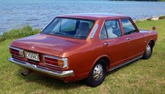 1972 Toyota Corona 1972 Maintenance of old vehicles: the material for new cogs/casters/gears/pads could be cast polyamide which I (Cast polyamide) can produce Toyota Cars, Toyota Supra, Japanese Cars, Vintage Japanese, Toyota Corona, Martin Car, Old Cars, Motor Car, Cars Motorcycles