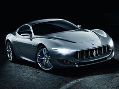 Maserati Alfieri Confirmed for Production