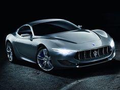 Maserati Alfieri Confirmed for Production