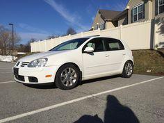 Finally back in a VW! 08 rabbit 2.5L #Volkswagen #VW #golf #cartweet #PKW #cars #Passat #beetle #polo #car