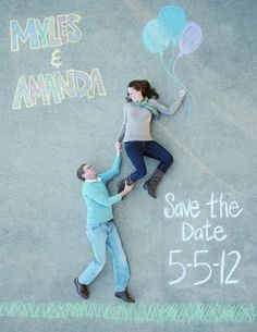 Unique Save The Date Ideas