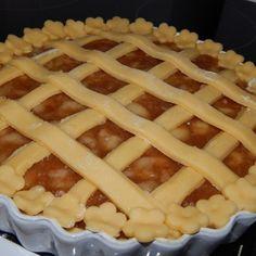 Rácsos almás pite recept Winter Food, Apple Pie, Sweets, Cooking, Recipes, Foods, Mini, Kitchen, Food Food