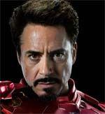 Robert Downey Jr. en Los vengadores