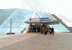 Samsung Forum 2015: Una puerta al futuro