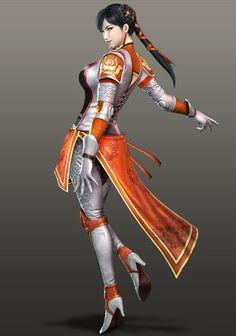 Lian Shi, Dyansty Warriors 7