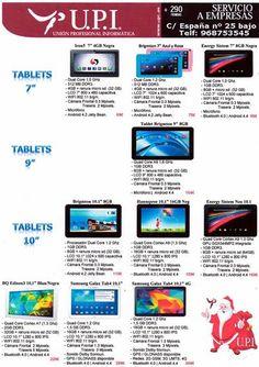 un regalo para no equivocarte para reyes? mira las ofertas de UPI informática en #yecla