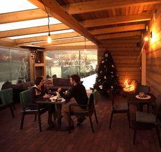 Garden cafe Slovakia Partizanske