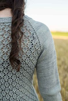 Ravelry: From Way Back pattern by Hanna Maciejewska