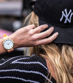 Classy and simple watch