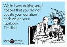 Have you updated your Facebook Timeline to reflect your donation status? #Facebook #organdonation #beanorgandonor