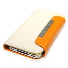 Toc iPhone 4 SO FIT cu suport de carduri