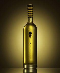 Great Honey bottle design