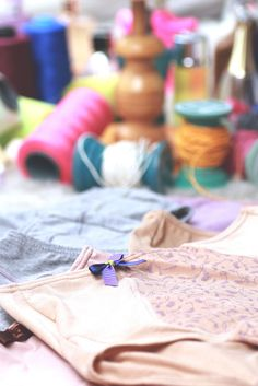 Beneluv Cozy Libera(AW300) Quick Drying Underwear Beige / Pink / Violet - 15cc #Beneluv #QuickDryUnderwear