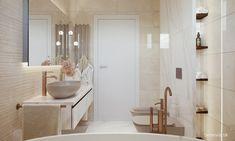 NÁVRH KÚPEĽNE - Fotogaléria, šikovné riešenia kúpeľní / BENEVA
