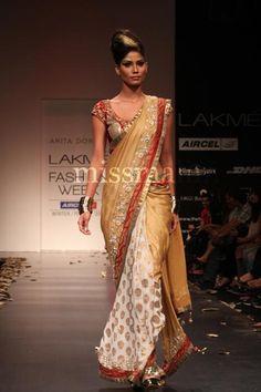 Saree by Anita Dongre | Jivaana.com