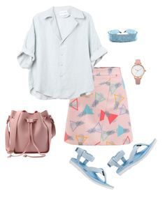 """""""Fun Stuff"""" by kathy-paul ❤ liked on Polyvore featuring Teva, Oasis and Child Of Wild"""