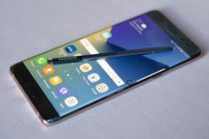 Samsung confirma que vai tentar revender ou reciclar o Galaxy Note 7
