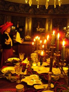 The annual Bramwell Christmas Tour of Homes full of History and Charm. (2nd Sat each Dec)