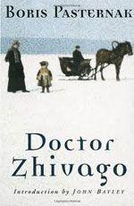 Doctor Zhivago por Boris Pasternak Representación de Pasternak de la vida rusa después de la revolución bolchevique fue prohibida en la Unión Soviética hasta 1988.Tal era la hostilidad nativa hacia las críticas aparentes su libro del partido bolchevique que Pasternak rechazó el Premio Nobel de Literatura en 1958 después de haber sido amenazados con la expulsión de la URSS.