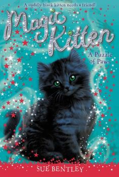 A Puzzle of Paws (Magic Kitten #12) by Sue Bentley