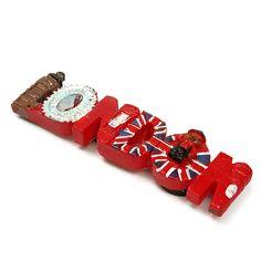 3D Resin Tourist Travel Souvenir Craft Fridge Magnet United Kingdom UK London