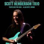 Martedì 19 aprile ore 21.15 , presso il Teatro La Vittoria di Ostra (AN), Scott Henderson ...