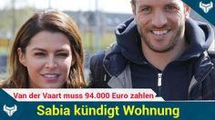 In den vergangenen Wochen gerieten Sabia Boulahrouz (39) und Rafael van der Vaart (34) mit ihren Streitigkeiten um Mietschulden für ihre gemeinsame Wohnung in Hamburg in die Schlagzeilen. Nun möchte die 39-Jährige aus der Villa ausziehen. Kommt diese Initiative vielleicht ein wenig zu spät? Der Fußballer muss immerhin eine Rechnung in Höhe von insgesamt 94.000 Euro zahlen.   Source: http://ift.tt/2rUwvmL  Subscribe: http://ift.tt/2s4HAUE kündigt Wohnung: Van der Vaart muss 94.000 Euro zahlen