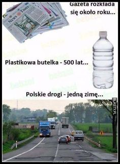 #śmieszne, #zabawne, #humor, #memy, #demotywatory, #obrazki Haha Funny, Funny Memes, Hilarious, Lol, Polish Memes, Happy Photos, Dad Jokes, Statements, Best Memes