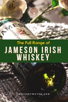 Many people think Jameson Whiskey comes in only one label, but that's not even the close truth. If you want experiementing and trying out new flavors constatly, here I discuss the best ones that are worth your time and money, and also how other Irish whiskeys compare with it, so you know your best options... #whiskywatch #jamesonirishwhiskey #jamesondrinks #jamesonirishwhiskeybottle #jamesoncocktails #irishjamesondrinks #simplejamesondrinks #jamesondrinkseasy #jamesondrinksideas