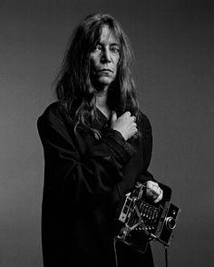 Patti Smith | by Derek Hudson