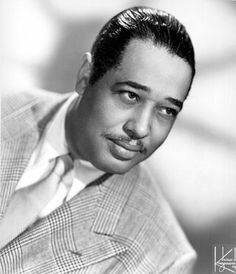 """cartermagazine: """" Today In History 'Edward Kennedy """"Duke"""" Ellington, legendary composer and bandleader, was born in Washington, DC, on this date April Ellington is famous for his songs:. Duke Ellington, Attitude, The Power Of Music, Jazz Artists, Mood Indigo, Today In History, Music Tv, Jazz Music, Music"""