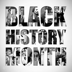 Black History Month Facts!!!
