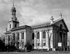 St Alfege Parish Church, Greenwich, 1714, Nicholas Hawksmoor, architect