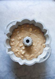 Apple Honey Cake   ZoeBakes