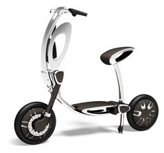 INU - Urban Personal Vehicle by Green Ride