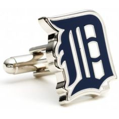 Detroit Tigers Cuff Links