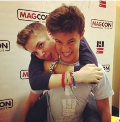 Matt and Cam~love them <3
