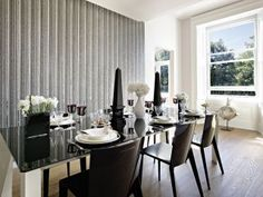 Mesa/ Contemporary+Dining+Room+by+Monica+Mauti+and+Monica+Mauti+in+London