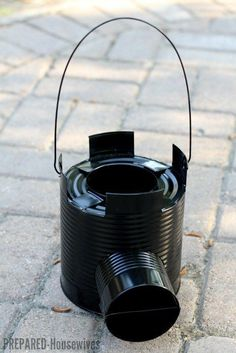 Want to cook without electricity or gas? This post can help you. Find the best DIY rocket stove plans and design ideas and build one yourself.