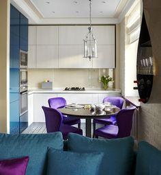 Фотография - Кухня и столовая, стиль: Эклектика | InMyRoom.ru