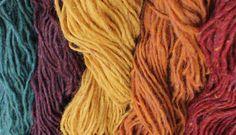 Tweed wol in prachtige herfstkleuren verkrijgbaar. Breiwol en breigaren herfst 2016.