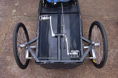 How to build a pedal car - Bristol 24 hour pedal car race