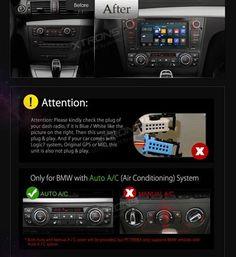 Radio-Dvd-para-Bmw-Serie-3-con-Android-y-GPS-Instalacion-Aire-Acondicionado