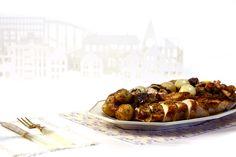 Cómo hacer pavo asado para Navidad o Thanksgiving en Crock Pot o slow cooker. Receta paso a paso. Descubre más recetas de Navidad hechas en slow cooker.