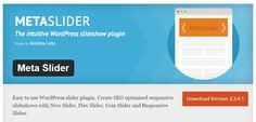 23 Different Content Slider Plug-ins for WordPress