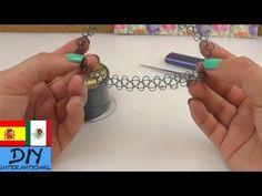 Diy: Collares Chokers - YouTube