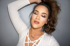 Sexy Smudgy Eye for Fall   Nicole Guerriero