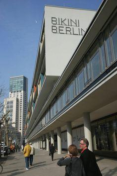 Bikinihaus in Berlin : Ja, wo stöckeln sie denn? - Feuilleton - FAZ