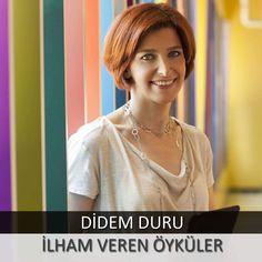 """İlham Veren Öyküler serisinde bu hafta Dell EMC Türkiye Ülke Müdürü Didem Duru konuğum oluyor.   🎯İş hayatına bankacılık sektöründe başlayıp satış bölümünde müşteri temsilcisi olarak devam edip şu anda   Dell EMC Türkiye Ülke Müdürü olarak görevini sürdürüyor.   🎯Didem Duru, """"Yenilgiyi """"yenilgi"""" olarak görmüyorum. Hep bir şeyler öğreniyorum"""" diyor.  🎯Lider Kadınlar yetişmesi için çalışıyor.   Bu ilham veren öykü yarın #milliyetcomtr 'de yayınlanacak."""